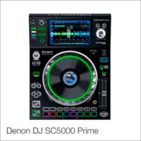 Ди-джей проигрыватель Denon DJ SC5000 Prime