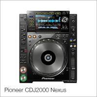 Ди-джей проигрыватель Pioneer CDJ2000 Nexus