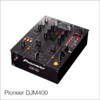Микшерный пульт Pioneer DJM400