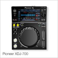 Ди-джей проигрыватель Pioneer XDJ-700