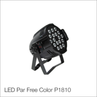 Светодиодный пар Free Color P1810