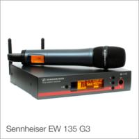 Радиомикрофон Sennheiser EW 135 G3
