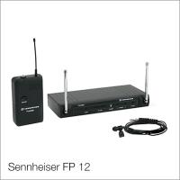 Петличный микрофон Sennheiser FP 12
