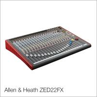 Микшерный пульт Allen & Heath ZED22FX